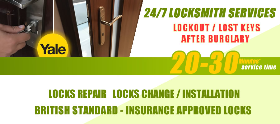 East Acton locksmith services